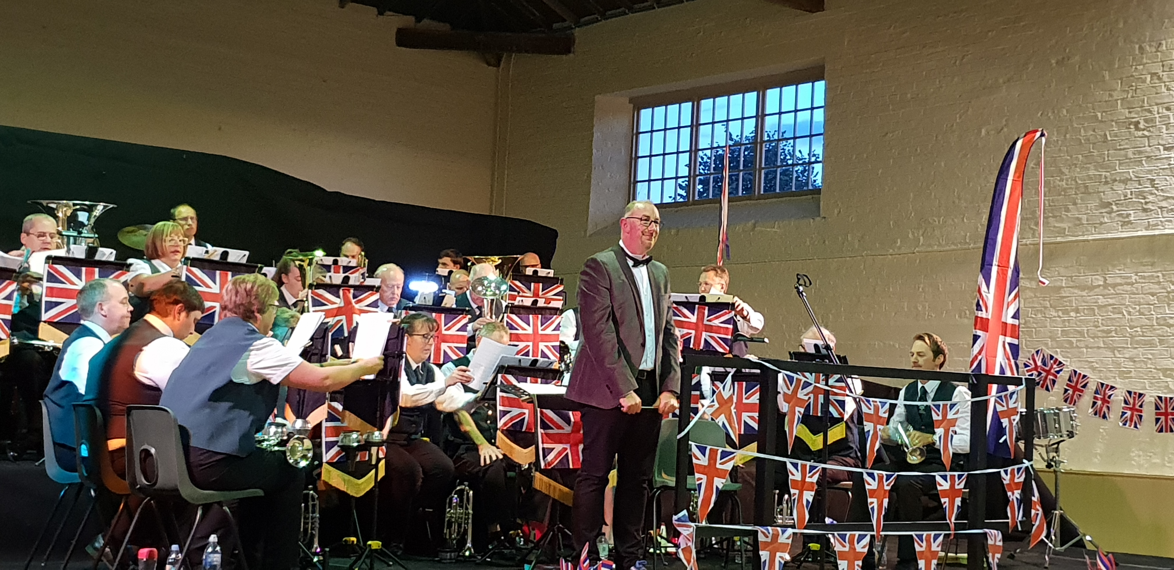 Last Night of the Proms at Burton Constable Hall Sept 2018
