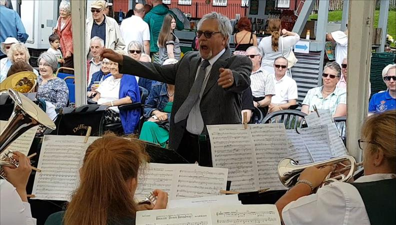 Riverhead Gala July 2017- Graham Walker, Guest Conductor